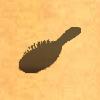 Sil-hairbrush