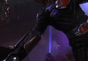 Captain Amazing's Suit