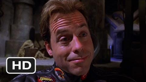 Mystery Men (4 10) Movie CLIP - Captain Amazing's Idea (1999) HD-0