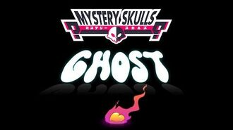 Mystery Skulls Animated - Ghost-0