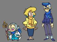 Vivi's Family
