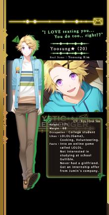 Yoosung info