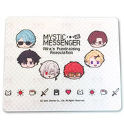 RFA Dotted Mousepad