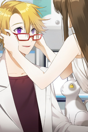 Yoosung Endings Mystic Messenger Wiki Fandom Powered By Wikia