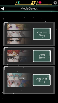 Mode select