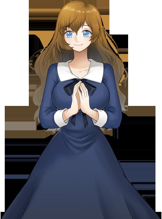 Echo Girl Mystic Messenger Wiki Fandom Powered By Wikia