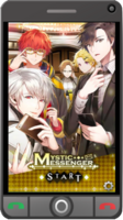 Mystic messenger phone