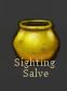 Sighthing salve