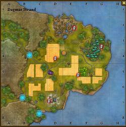 Dagmar strand map 2