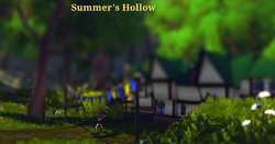 Summer's hollow pic