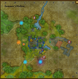 Summers hollow map
