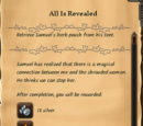 All Is Revealed