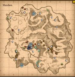 Maiden map