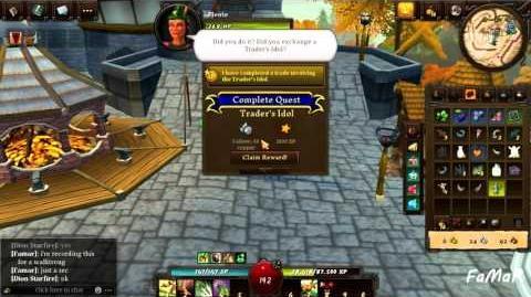 Villagers and Heroes Reborn Walkthrough - Trader's Idol