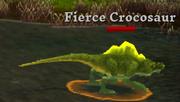 Fierce crocosaru