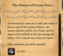 The History of Pyrrus: Part 2