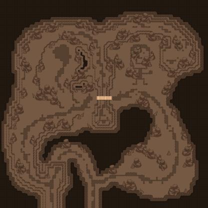 Map The High Desert Path