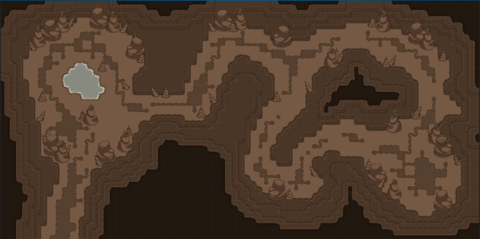 Map The Dark Cave