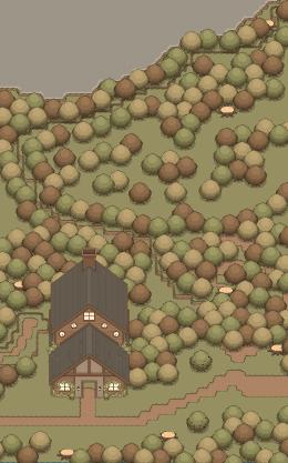 Map Grandma's House