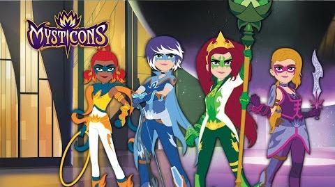 Mysticons (Personajes)
