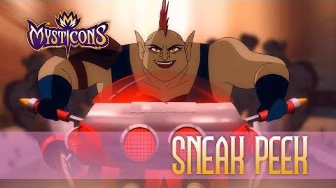 MYSTICONS SNEAK PEEK! Episode 4 Coming AUG 31!