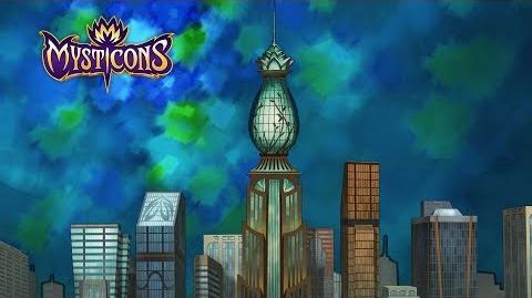 Meet the Mysticons! DRAKE CITY