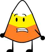 Candy Corn Standing