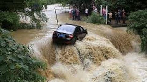 Flood in woewania