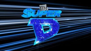 My Super D title