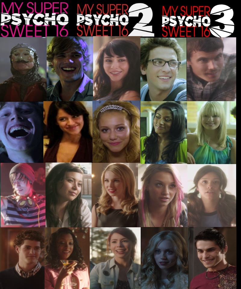 Psycho sweet super where can 16 my download i