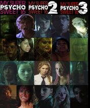 My Super Psycho Sweet 16 All