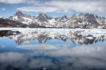 Greenland reflections...