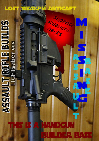LIGHTsaber GUN missingk hac