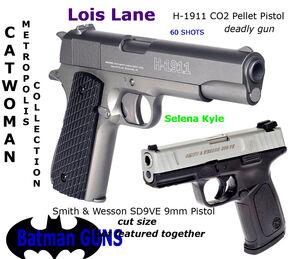 LOIS LANE guns