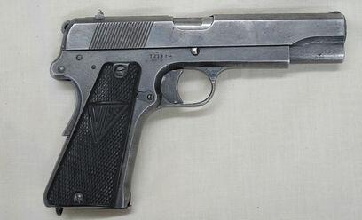 Clark Kent's GUN (FB Vis)