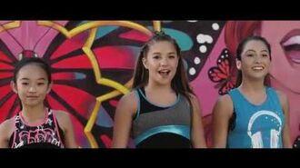Mackenzie Ziegler TeamWork Official Music Video