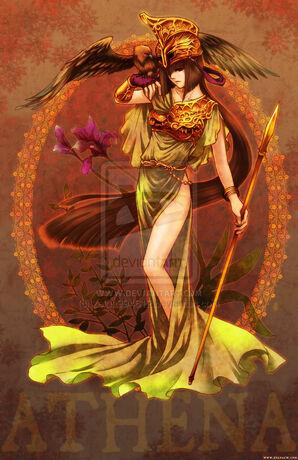 Myth character athena by zelda994612-d3fyegf