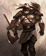 Berserk viking by overdrivezero-d34r576