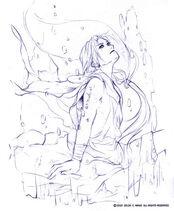 OC Sketch-Poseidon
