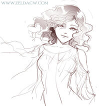 Hestia sketch