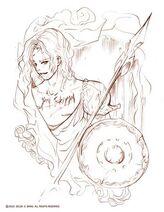 OC Sketch-Ares