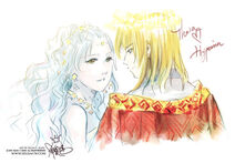 Theia and Hyperion