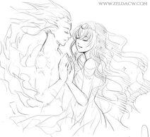 Helios and Selene