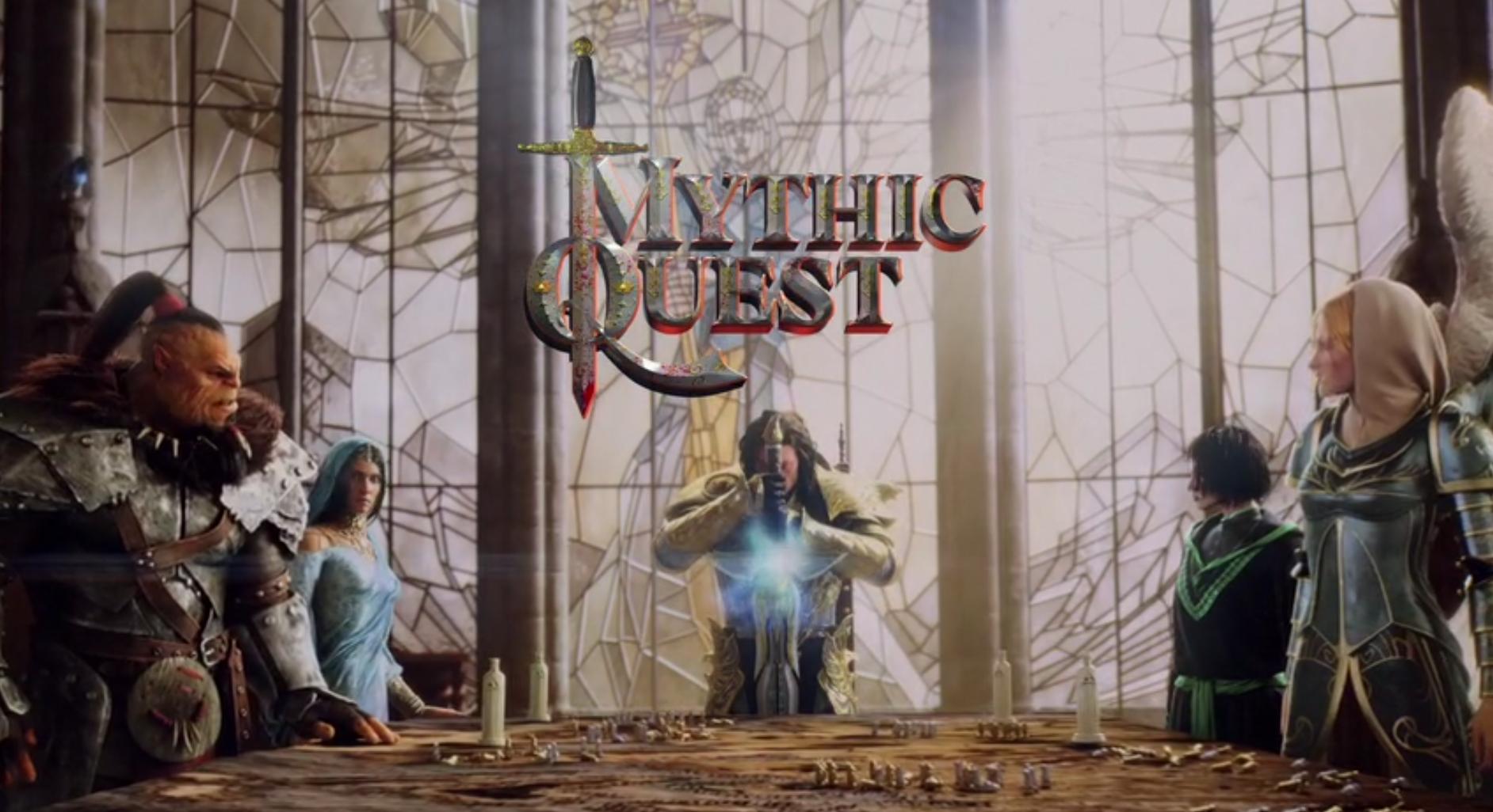 Mythic Quest (game) | Mythic Quest Wiki | Fandom