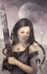 Warrior Princess by heartsofparis