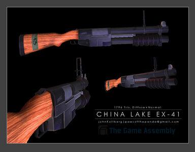 China lake ex 41 ver 1 by chiselgrind-d3505bp