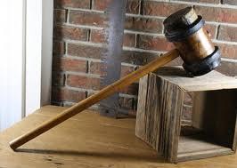 HQ's hammer