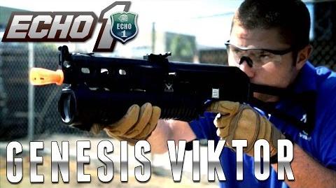 Echo 1 Genesis Viktor The Gun Corner Airsoft Evike.com