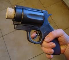 HQ's gun
