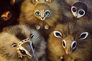Furry creatures by ramalamacreatures-d5x3ci3